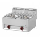 SP 62 GLS - Gas range with 2 burners