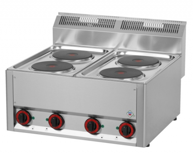 SP-60 ELS - Electric range