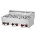 SP-90 GL - Gas range with 6 burners