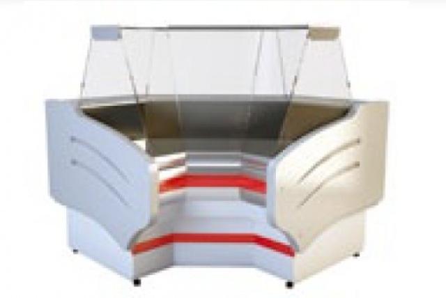 NCH NN-W 1,2/0,9 - Egyenes üvegű belső sarokpult