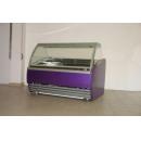 Vitrină frigorifică pentru îngheţată geam telescopic | K-1 BT 24/TL BISCOTTI