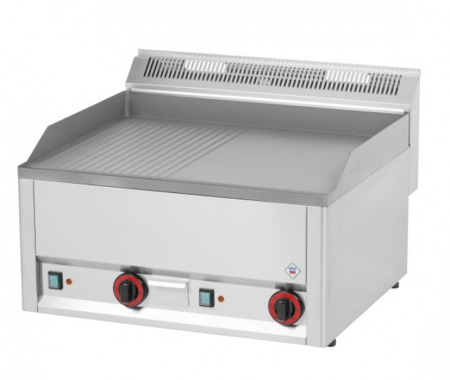 FTHR-60 EL - Electric griddle plate