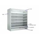 Raft frigorific cu agregat extern R-1 PR 130/80 PLUS