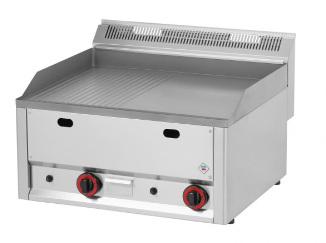 FTHR-60 GL - Gas griddle plate