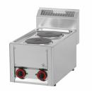 Maşină de gătit electrică cu 2 plite | SP 30 EL