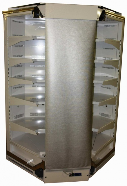 Raft frigorific de colț interior R-1 PR NW/80