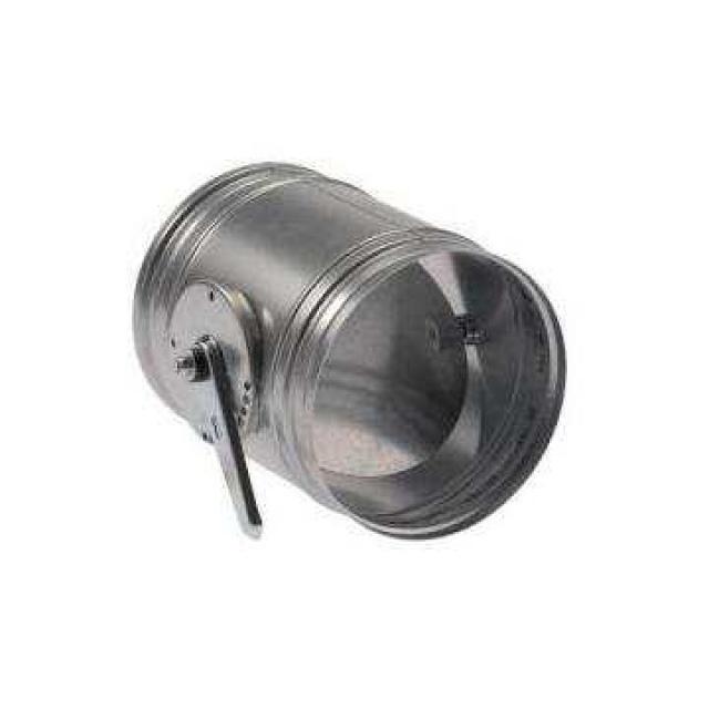 Circular control valve