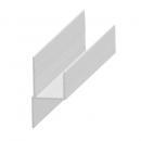 """""""Szék"""" (h) profil - aluminium 20 mm"""