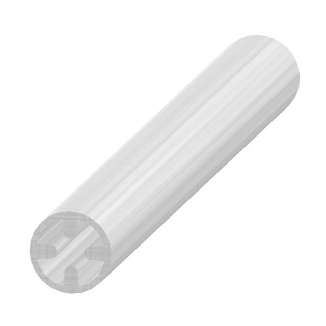 Merevítő rúd - alumínium Ø16 mm