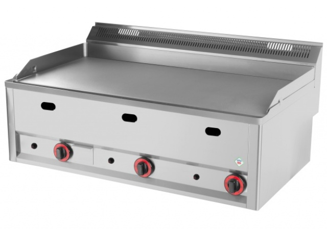 FTH-90 GL - Gas griddle plate