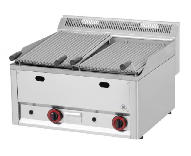 GL-60 GLS - Gázüzemű lávaköves grill