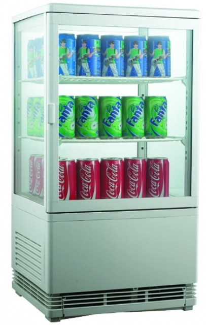 Vitrină frigorifică verticală RT-58L