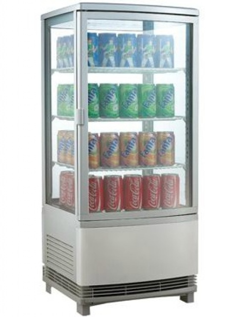 RT-98L(1R) Refrigerated display cabinet