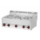 SP-90/5 GL - Gas range with 5 burners