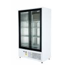 SCH 800R Cooler with sliding glass doors