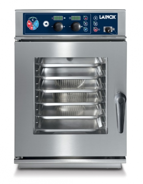 CEV 026 S – Direct steam combi oven 6 x GN 2/3