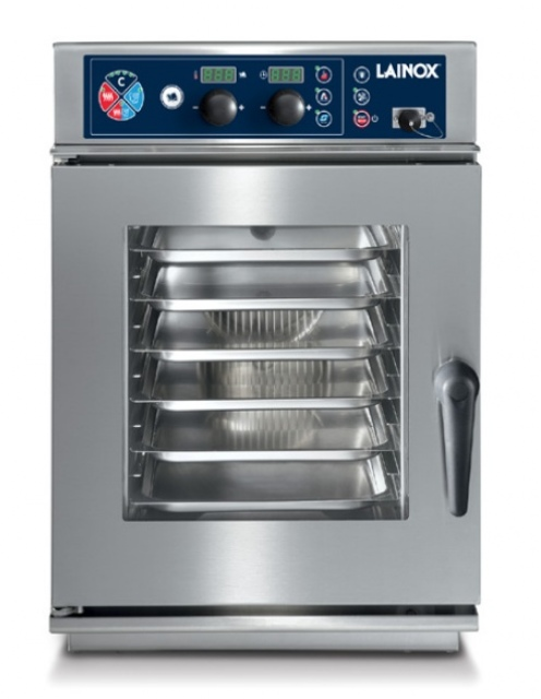 CEV 061 S – Direct steam combi oven 6 x GN 1/1