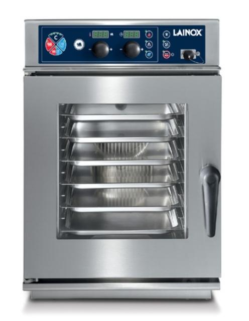 CEV 061 S – Direkt gőzbefúvásos kombi sütő 6 x GN 1/1