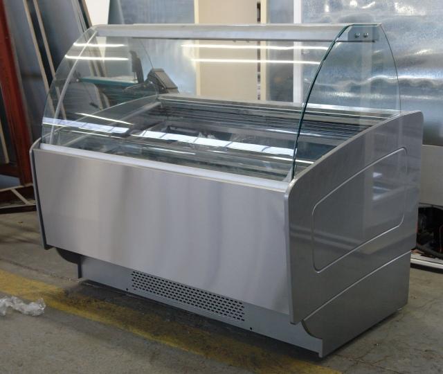 Vitrină frigorifică pentru îngheţată K-1 SR 20 SORBETTI