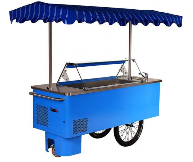K-1 RK 7 ICE MOBILE - Movable ice-cream display