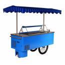Vitrină mobilă pentru îngheţată | K-1 RK 7 RIKSHA
