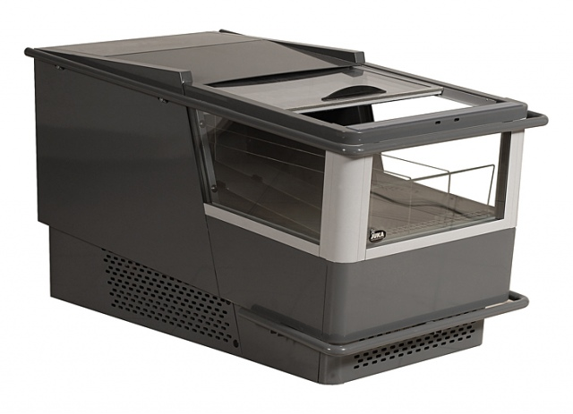 LMO-2 60 Monaco Ice - Freezer counter top display cabinet