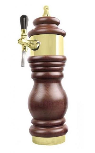 BAROKO - Antikolt (PVD felületkezelt) 1 csapos sörtorony