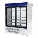 SCh-1-2/P 1400 - Csúszó üvegajtós hűtővitrin