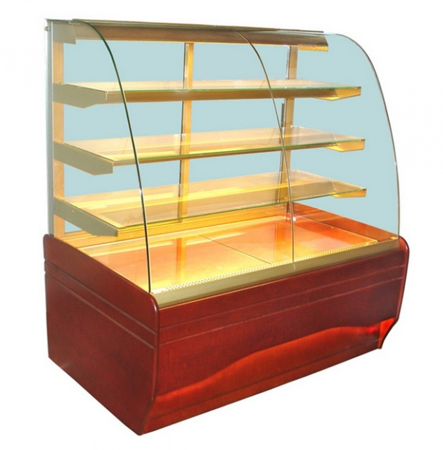 WCh-1/C 095 AMATEA - Confectionery counter with humidifier