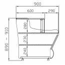 Element neutru pentru casă de marcat LS-R1/C2