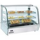 Vitrină caldă pentru expunere produse patiserie | RTR 160L