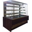 Vitrină frigorifică de cofetărie și patiserie WCH CN PR 1,0/0,9