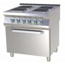 SPQT-780-21 E - Electric range with oven