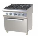 SPST 780-21 GE - Gas range with electric oven