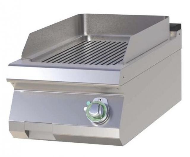 FTR-704 E - Elektromos szeletsütő bordázott sütőfelülettel