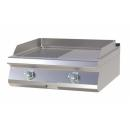 Grătar electric cu suprafața 1/2 netedă şi 1/2 striată | FTHR 708 E