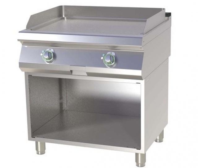 FTH-780 E - Elektromos szeletsütő nyitott alsó tárolóval és sima sütőfelülettel
