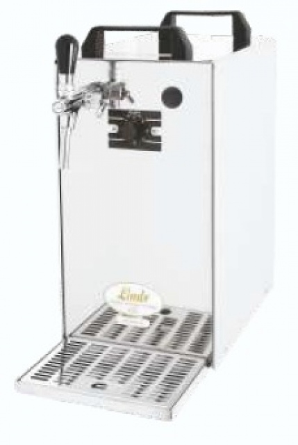 KONTAKT 40/K 1 tap - Dry contact 1 coiled beer cooler with built-in air compressor