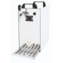 KONTAKT 70/K 1 tap - Dry contact 1 colied beer cooler with built-in air compressor