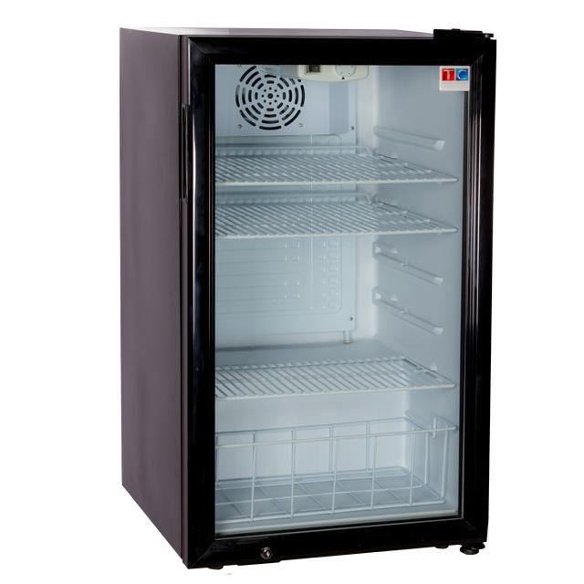 SC 98 - Üvegajtós hűtővitrin