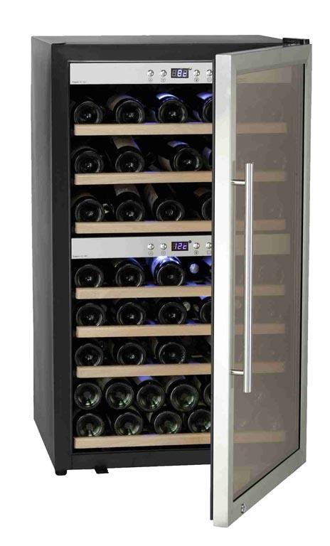 Vitrină frigorifică vinuri SW-66