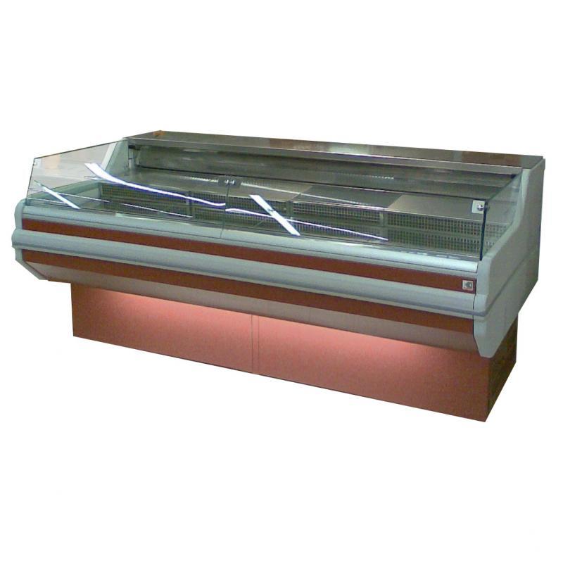 Vitrină frigorifică orizontală autoservire LCD-D NS Dorado 1,2