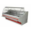 Counter with curved glassn for ext. aggr. WCh-6/1B-1,0/110-WEGA