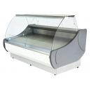 WCh-7/1 1,3 - Refrigerated counter with curved glass