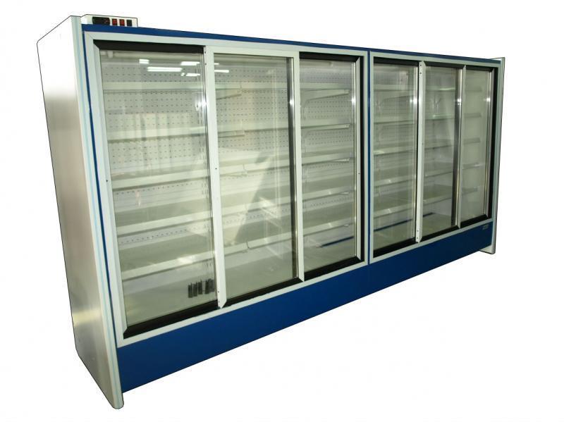 Raft frigorific cu uși glisante - RCH 5D-BA 0,9/0,7