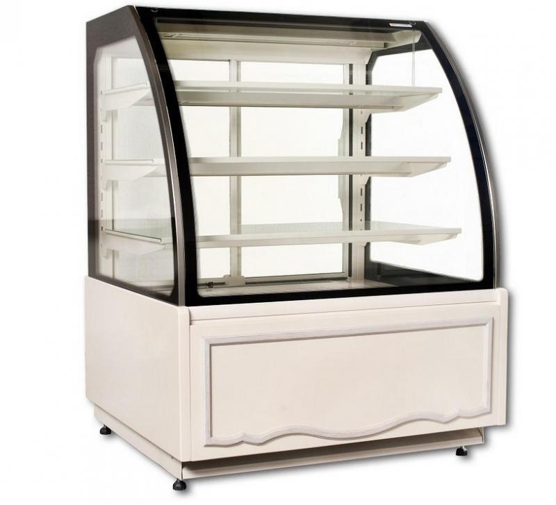 Vitrină frigorifică cofetărie LCC Carina 03 1,0 N
