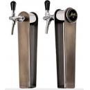 Tower Naked Brass - Tower with 1 tap and brass cover
