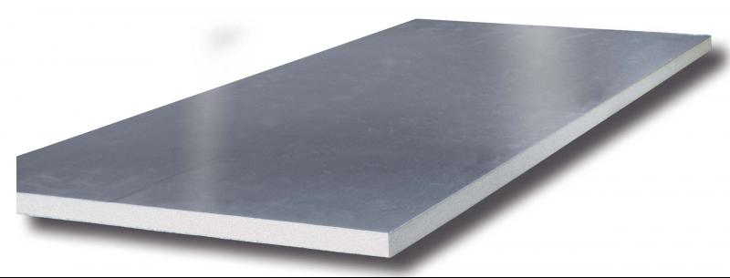 ANTI-BACTERIAL Panel 20 mm - smooth 80 µm and emboss 80 µm