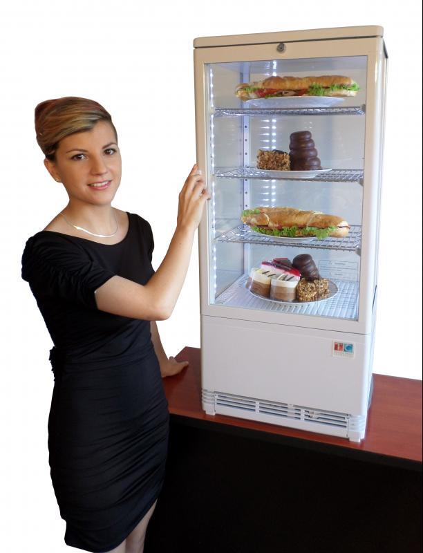Vitrină frigorifică verticală RT-78L