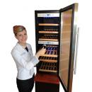 SW-38 Double sectioned wine cooler